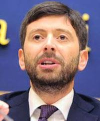 Roberto Speranza, taliansky minister zdravotníctva